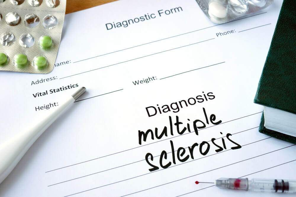 Multiple sclerosis treatment and diagnosis