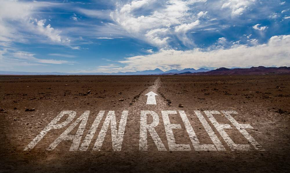 The path that leads to pain relief