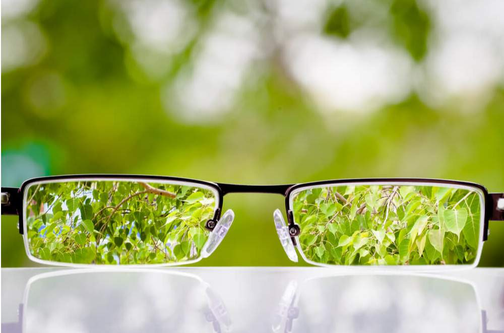 Eye tests and glasses represent the best method of prevention of vision loss